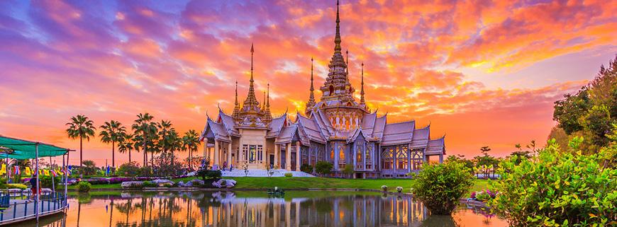 Тайланд - восточный рай