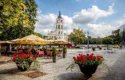 Литва! Вильнюс-Тракай с проживанием в Вильнюсе или Тракае.