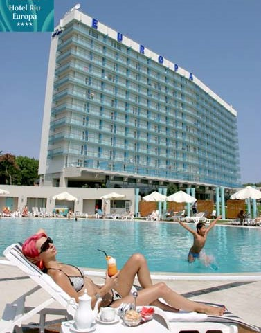 """Румыния, Отель """"EUROPA 4*"""", курорт Эфорие Норд (автобус). Раннее бронирование 2019!"""
